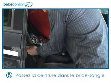 installation siege auto bebe vidéo d 39 installation du siège auto iséos neo de bébé