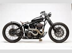 Bobber by Wonder Bikes SILODROME