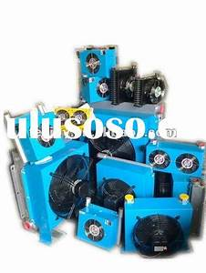 Hydraulic Oil Cooler Diagram  Hydraulic Oil Cooler Diagram