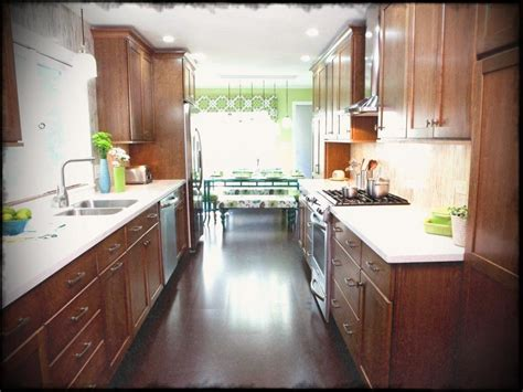 galley kitchen width size of kitchen galley remodel remove wall ideas 1180