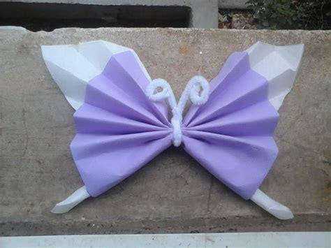 pliage serviette noeud papillon pliage de serviette en forme de papillon mauve et blanc cuisine et service de table par dubo arts