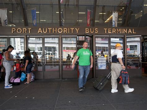 new gates set for commuters at port authority terminal