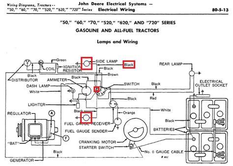 53 jd 50 voltage regulator 3 yesterday s tractors 568811