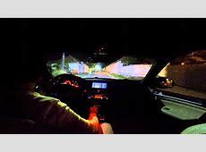 BMW X5 E70 Night Driving 40d YouTube