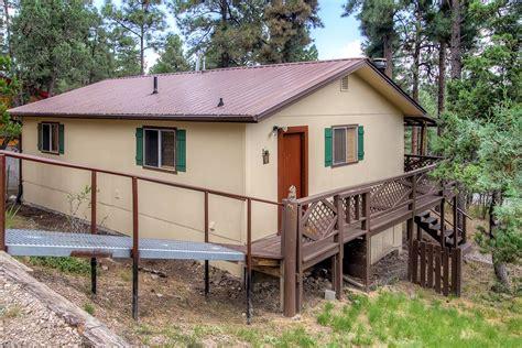 ruidoso cabin rentals comfortable 2br ruidoso cabin w covered dec vrbo