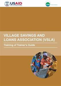 Score Vsla Manual By Avsi Uganda