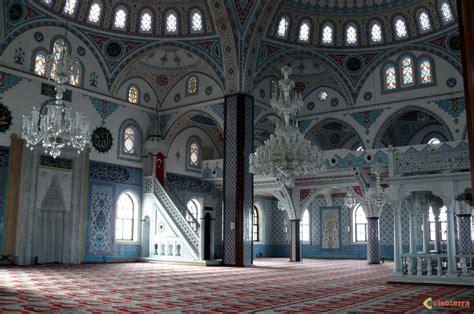 photo manavgat interieur de la mosquee