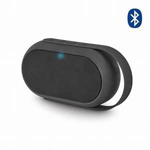 Enceinte Radio Bluetooth : enceinte bluetooth avec radio fm lecteur de carte microsd ~ Melissatoandfro.com Idées de Décoration