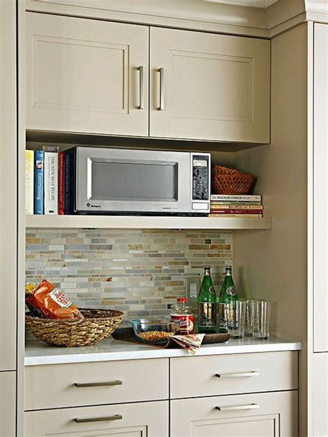 kitchen cabinets with microwave shelf furniture wood wall mounted microwave storage 8183