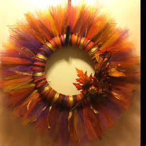 Fall Wreath Craft Ideas for Adults