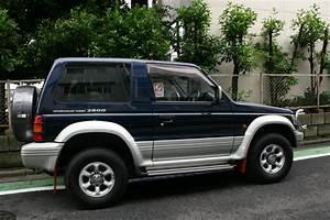 1996 Mitsubishi Pajero V26 For Sale - 56 000 Kms