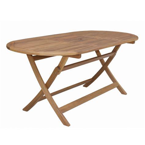 gartentisch mit 6 stühlen gartentisch set akazienholz mit 6 st 252 hlen