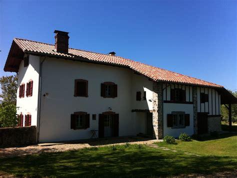 la maison basque cambo ma 231 on au pays basque construction r 233 novation
