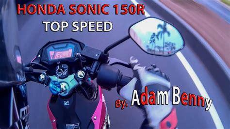 Honda Sonic 150r Hd Photo by Honda Sonic 150r Top Speed By Adam Benny