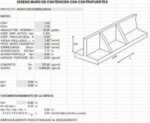 Sheet pile wall design xls : Retaining wall design spreadsheet nightvale