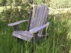 Vintage Outdoor Furniture Design : Wooden Vintage Outdoor