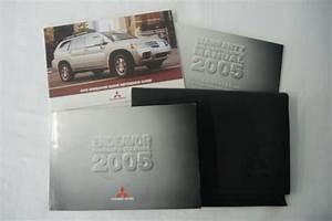 2005 Mitsubishi Endeavor Owners Manual