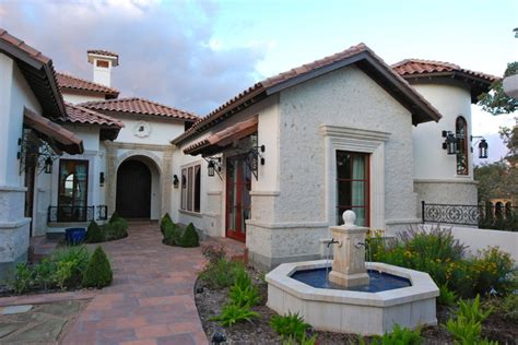 Custom Home- Spanish Mediterranean In Cordillera Ranch