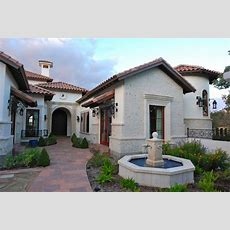 Custom Home Spanish Mediterranean In Cordillera Ranch