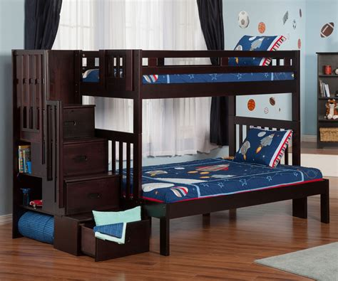 bedroom cheap bunk beds with stairs bunk beds cool beds