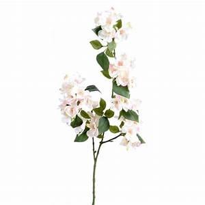 Boule De Buis Artificiel Gifi : branche fleur de cerisier artificielle prix achat ~ Teatrodelosmanantiales.com Idées de Décoration