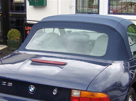 Soft Top Rear Window Replacement  Norwich, Norfolk Top