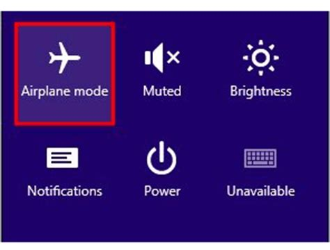 windows 8 bureau classique activer le mode avion dans windows 8