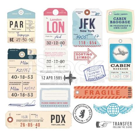 46 Unique Stock Of Luggage Tag Insert Template Best 25 Vintage Luggage Tags Ideas On