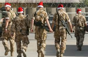 Army Soldier Christmas