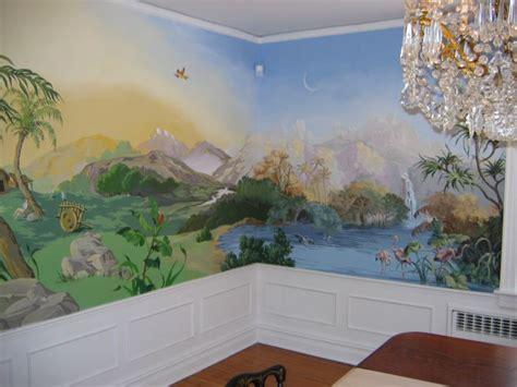 homes  businesses mural photo album  lisa samalin
