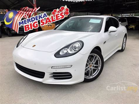 Dealer sets actual selling price. Porsche Panamera 2014 4S 3.0 in Kuala Lumpur Automatic Hatchback White for RM 518,000 - 4034388 ...