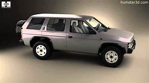 Nissan Terrano  Pathfinder  1993 By 3d Model Store
