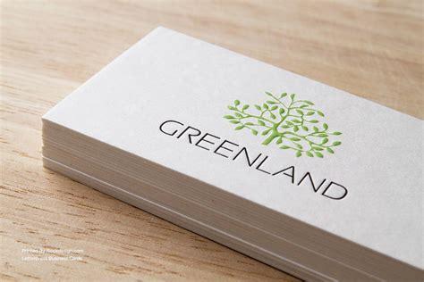 letterpress business cards rockdesign luxury business