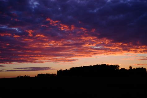 scenic view  night sky  stock photo