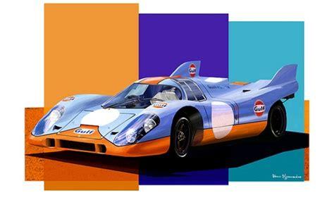 porsche 917 art porsche 917 art automotive awesome ness pinterest
