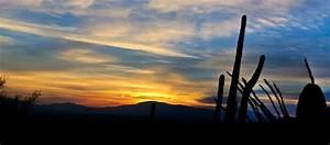Tucson Sunrise Free Stock Photo
