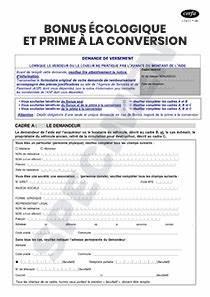 Delai De Remboursement Prime Conversion : demande de prime de conversion pour l 39 achat d 39 un v hicule moins polluant cerfa 13621 15 ~ Maxctalentgroup.com Avis de Voitures
