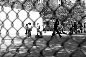 Inner City Playground Photograph by William Carson Jr