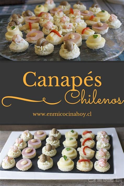 canape food ideas best 25 canapes ideas on salmon canapes