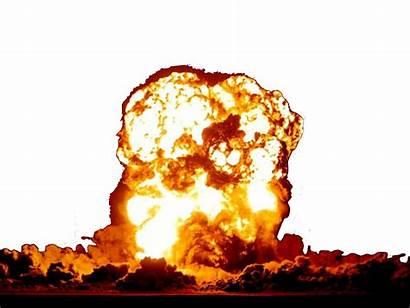 Explosion Nuclear Blast Bomb Clipart Transparent Gas