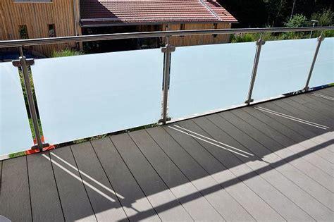 geländer für terrasse edelstahl glasgel 228 nder float schreinerartikel