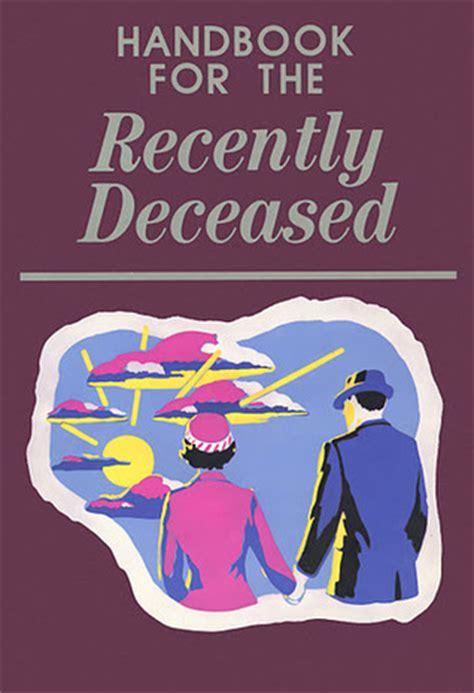 handbook    deceased   burton reviews