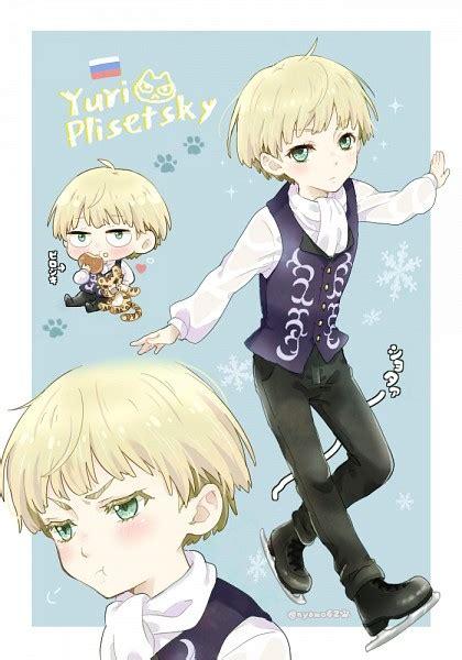 Yuri Plisetsky  Yuri!!! On Ice  Mobile Wallpaper