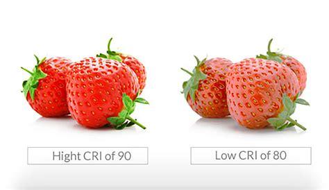 color rendering centerlight high color rendering index delivered by