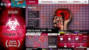 Plague Inc. Simulated Game Update with Dawn of the Planet ...