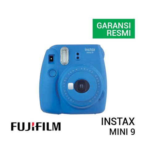 fujifilm instax mini  cobalt blue harga  spesifikasi