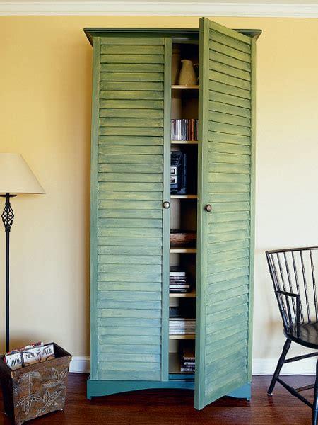creative ways    shutters