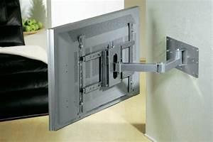 Fixer Une Télé Au Mur : d finir le support mural tv appropri en trois tapes ~ Premium-room.com Idées de Décoration