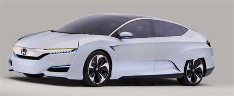 fueling network key  honda fcv fuel cell car success