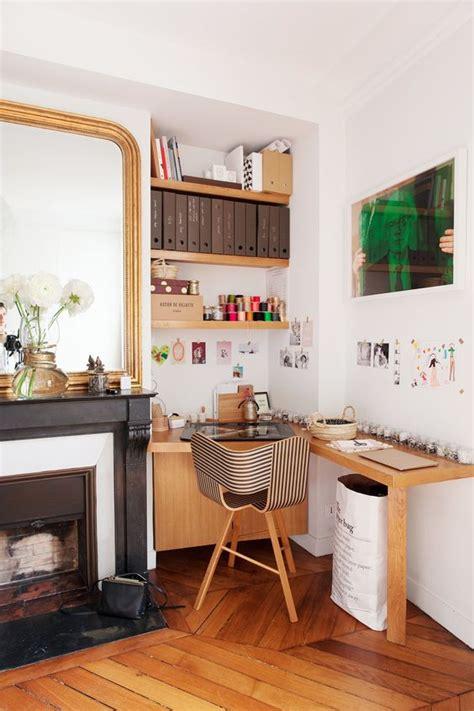 bureau salon aménager espace bureau dans le salon vos plans sur
